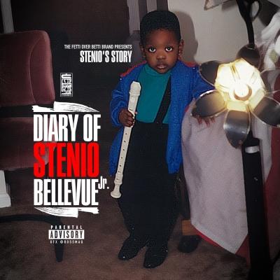 "Stenio's Story ""Diary Of Stenio Bellevue Jr."" EP"