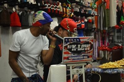 Stenio's Story & DJ K-Low