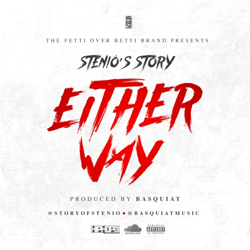 Stenio's Story - Either Way (artwork)