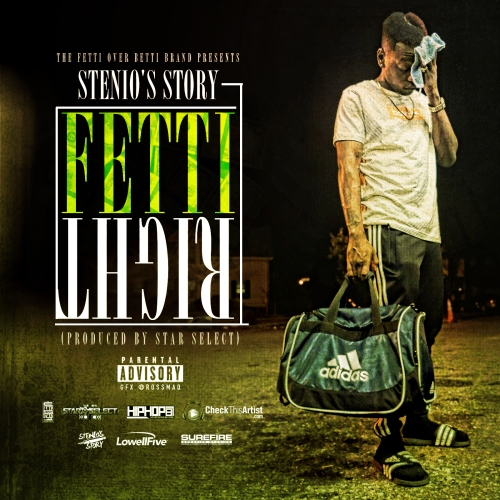 Stenio's Story - Fetti Right artwork 2